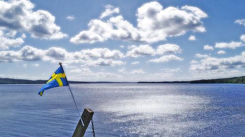 Ferienhaus in Schweden - Glafsfjorden