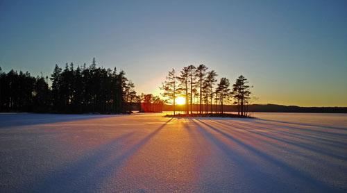 Ferienhaus-Schweden-Winter