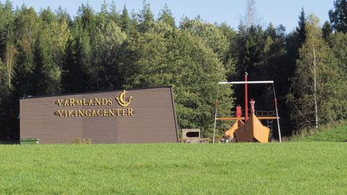 Vaermland-Wikinger-Zentrum