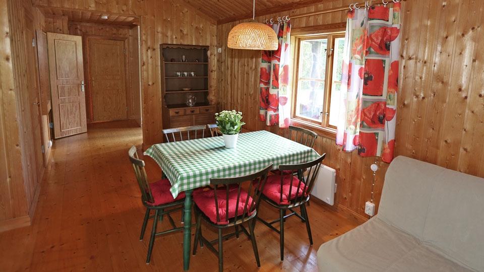 Schweden-Svanskog-Ferienhaus-Kantarella-Essen