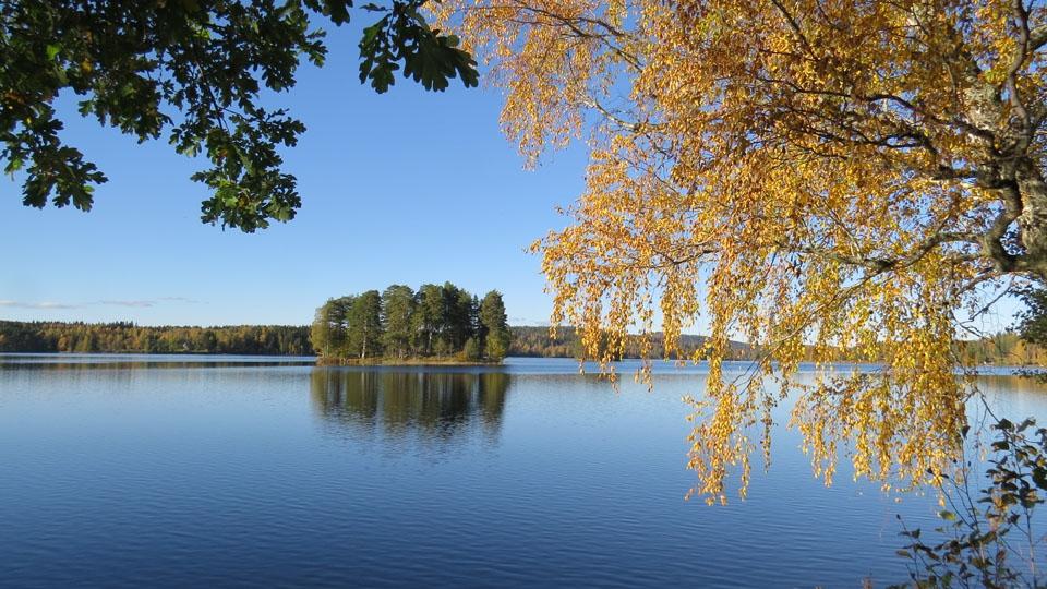 Schweden-Svanskog-Kanucenter