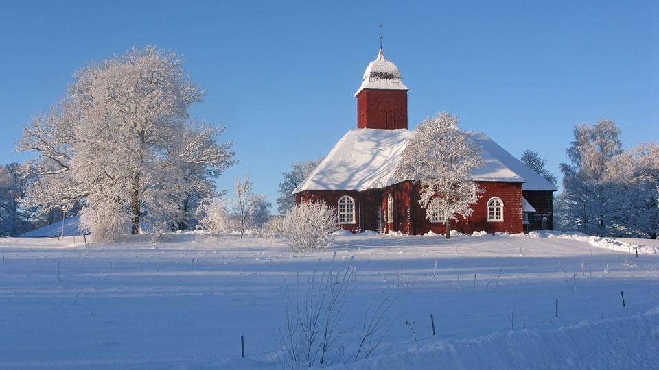 Ferienhaus in Schweden-Svanskog