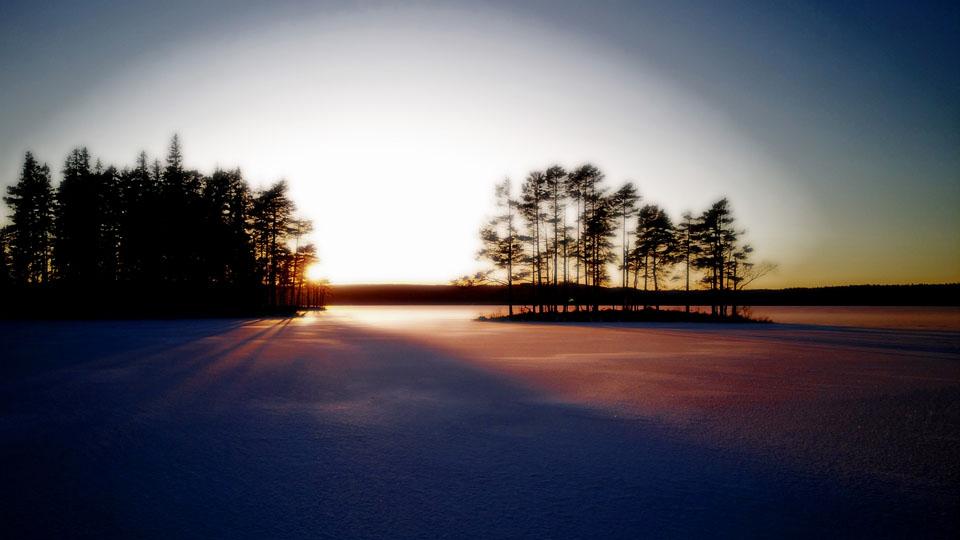 Ferienhaus-Schweden-Winterbilder